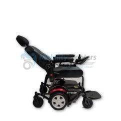 Merits Power Chair Custom Camping Chairs P326d Wheelchair With Elevated Seat Lowest