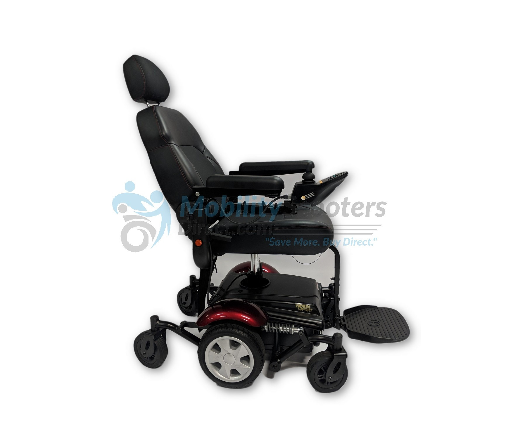 merits power chair designs for living room p326d wheelchair with elevated seat lowest