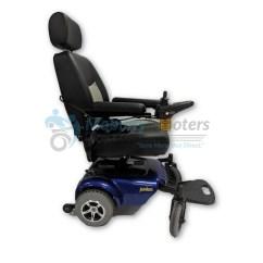 Merits Power Chair Ball For Kids P320 Junior Micro Lite Wheelchair By Tax