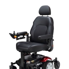 Merits Power Chair Stackable Sling Patio Chairs P326d Wheelchair With Elevated Seat Lowest