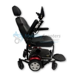 Merits Power Chair Easy Chairs With Integral Footrest Vision Sport Wheelchair For Sale Lowest Prices