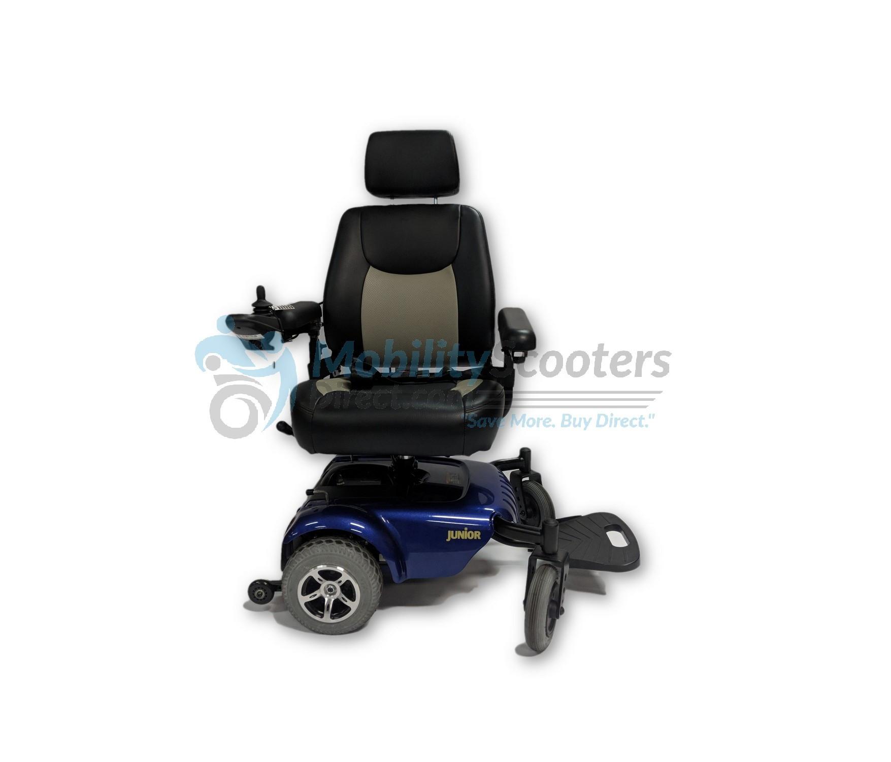 merits power chair office chairs no arms p320 junior micro lite wheelchair by tax
