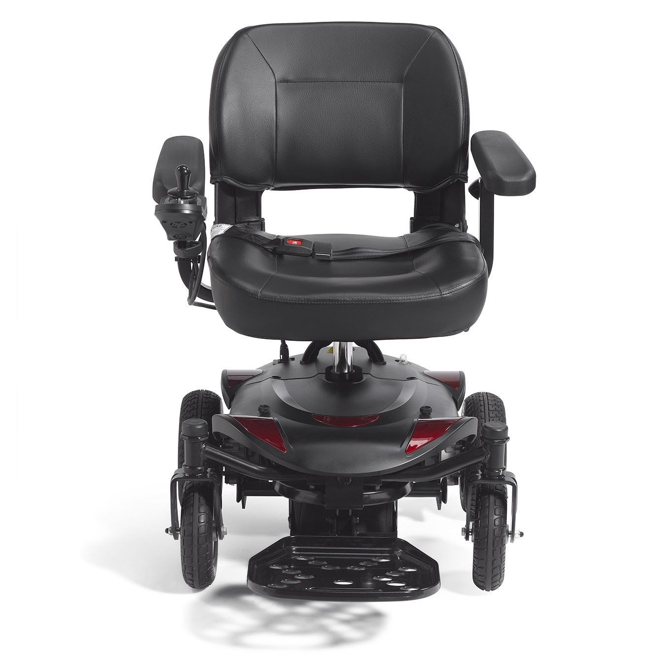 power chair accessories bags throne cheap drive medical titan lte wheelchair tax free lowest