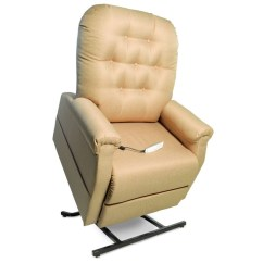 Pride Mobility Lift Chair Ergonomic For Si Joint Pain Essential Lc 158 3 Position Chairs More Views
