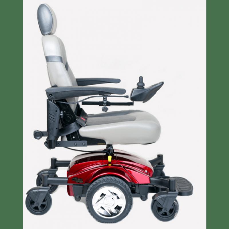 golden power chair barcalounger reclining chairs technologies compass sport standard mid wheel more views