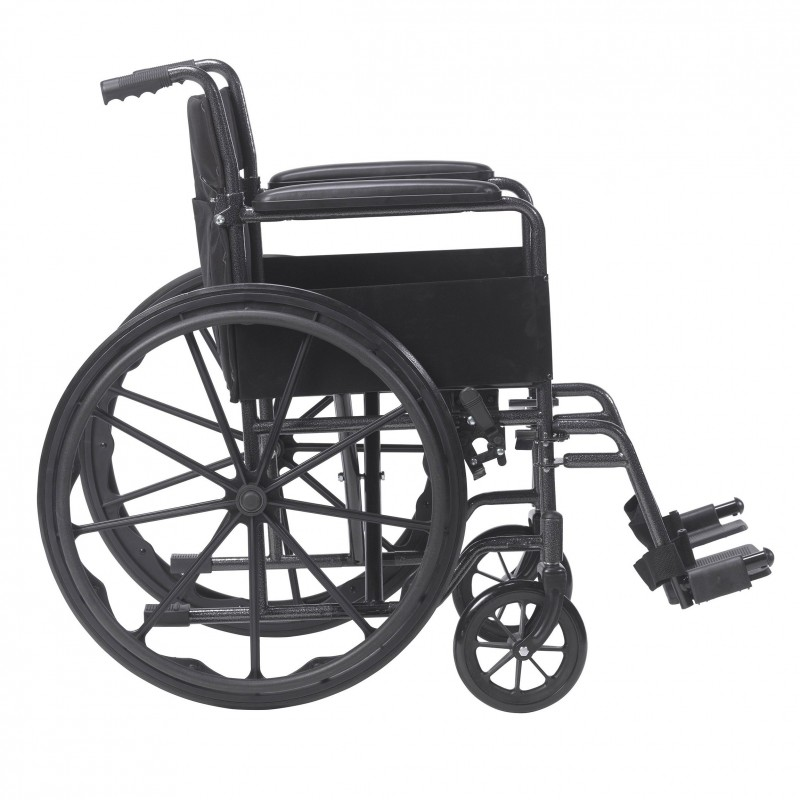 Drive Medical Silver Sport 1 Wheelchair  Wheelchairs
