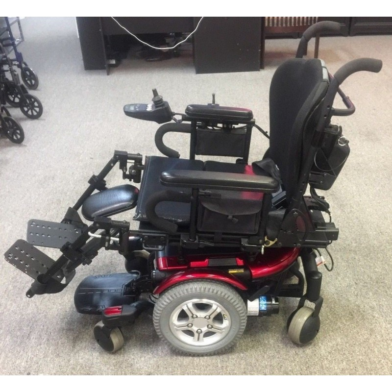 Used Pride Mobility Quantum 600 Power Chair