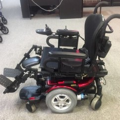 Quantum 600 Power Chair Desk Cover Used Pride Mobility