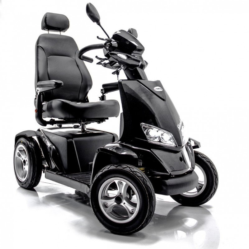 Merits Health Silverado Extreme 4Wheel Scooter  Mobility