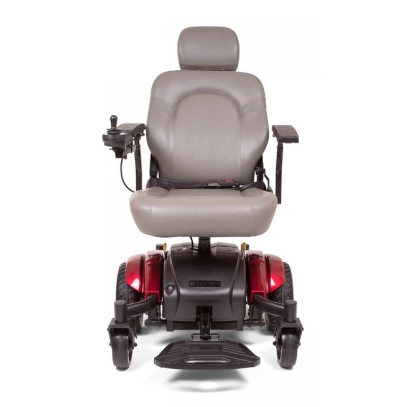 blue metal folding chairs thomas moon chair target golden technologies compass sport power - heavy duty