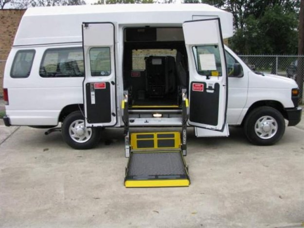 FullSize Wheelchair Van Buying Options  Driving With A