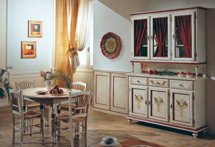 I classici rivisitati  Cucina  Mobili Veneti