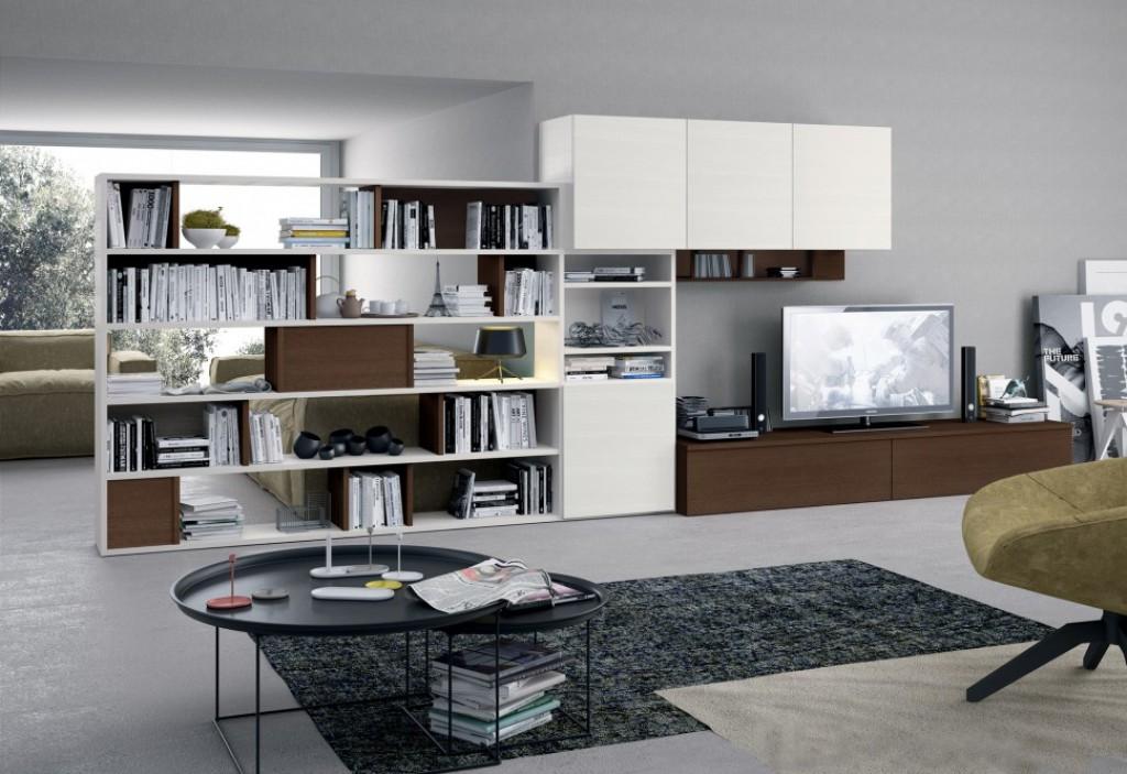 Soggiorno Moderno OC L108  Cucine  Mobili di qualit al giusto prezzo Milano  Monza Brianza