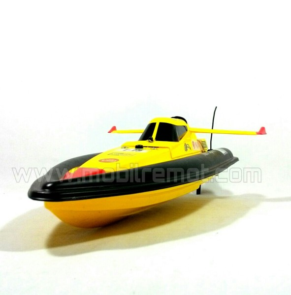 Kapal RC Boat NQD Mini Tracer Front
