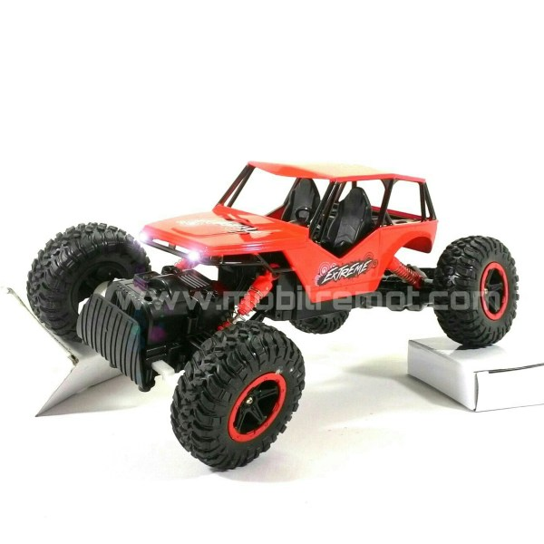Rock Crawler Challenger Extreme RC Offroad