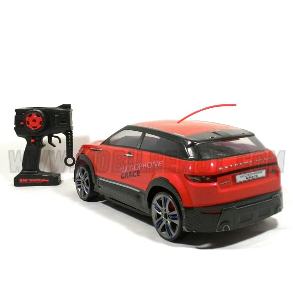 Range Rover Evoque RC Drift rear
