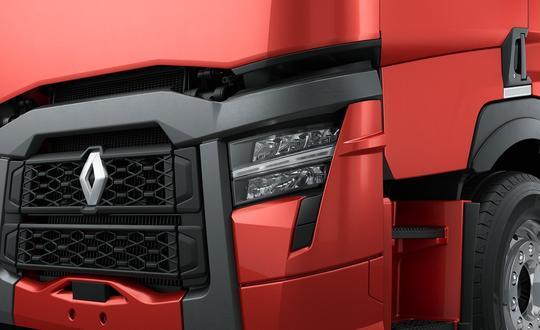 нови модели на камиони Renault
