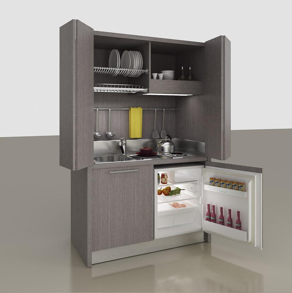 Cucine Monoblocco Minicucine