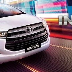 Harga Dan Spesifikasi All New Kijang Innova Grand Veloz 1.5 Matic Toyota Solo Dealer