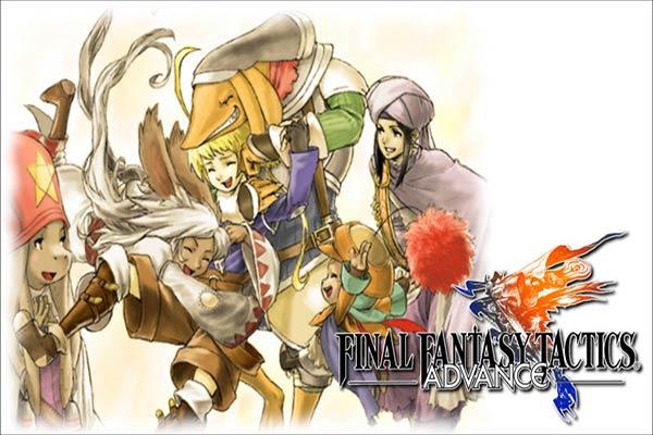 mejores juegos de gba final-fantasy-tactics-advance