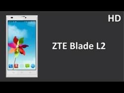 ZTE Blade L2 with