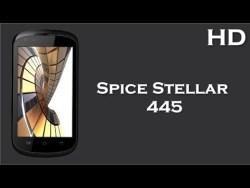 Spice Stellar 445