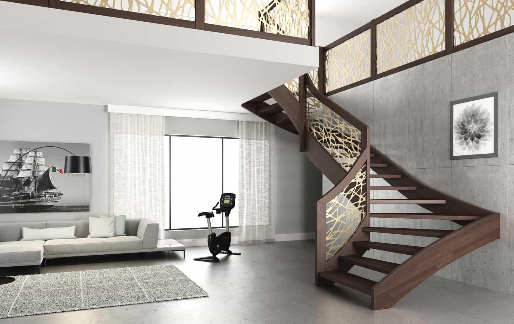 Scale a chiocciola scale interne scale per interni