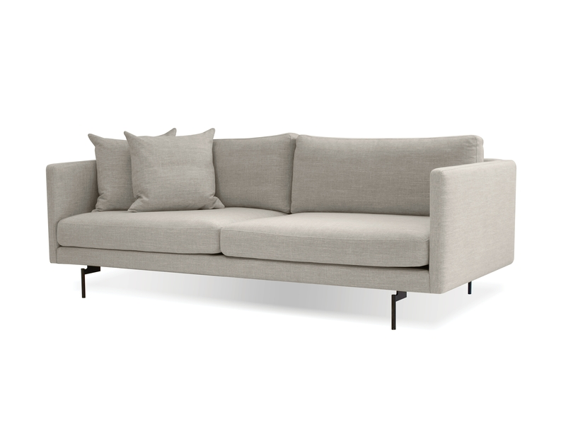 grey fabric sofa next how stop puppy jumping on tux light sofas mobital previous