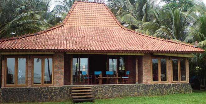 Desain Rumah Jawa Lawas