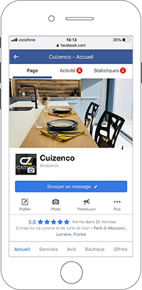 FACEBOOK-Mobius Web