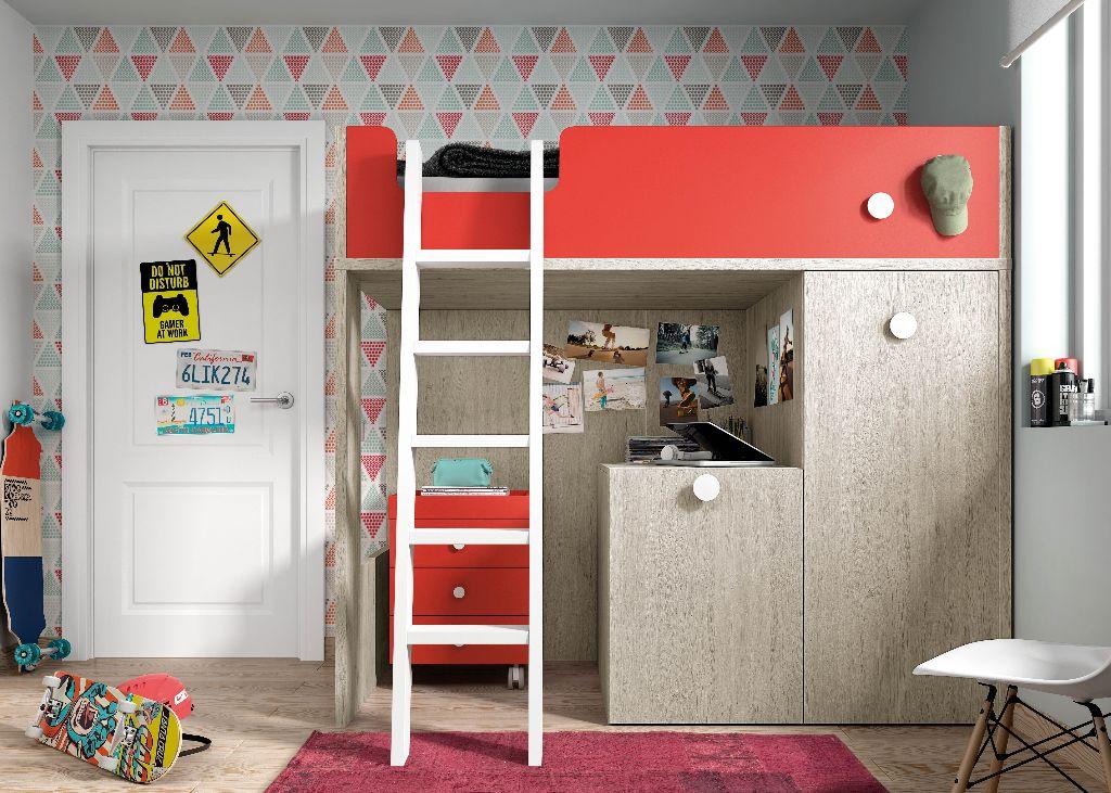 habitaci juvenil