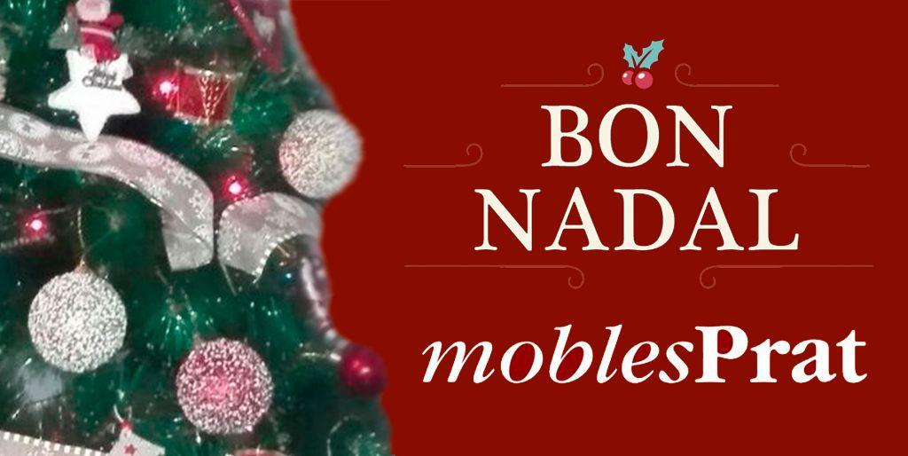 Mobles prat us desitja bon nadal moblesprat interiorisme - Mobles prat alcoletge ...