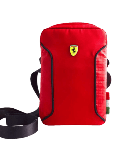 Branded Ferrari Laptop bag with genuine Logo