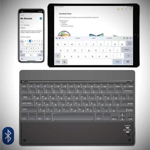 Bluetooth Keyboard Universal