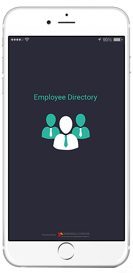 sap employee search app