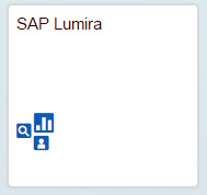 SAP Lumira Static Tile