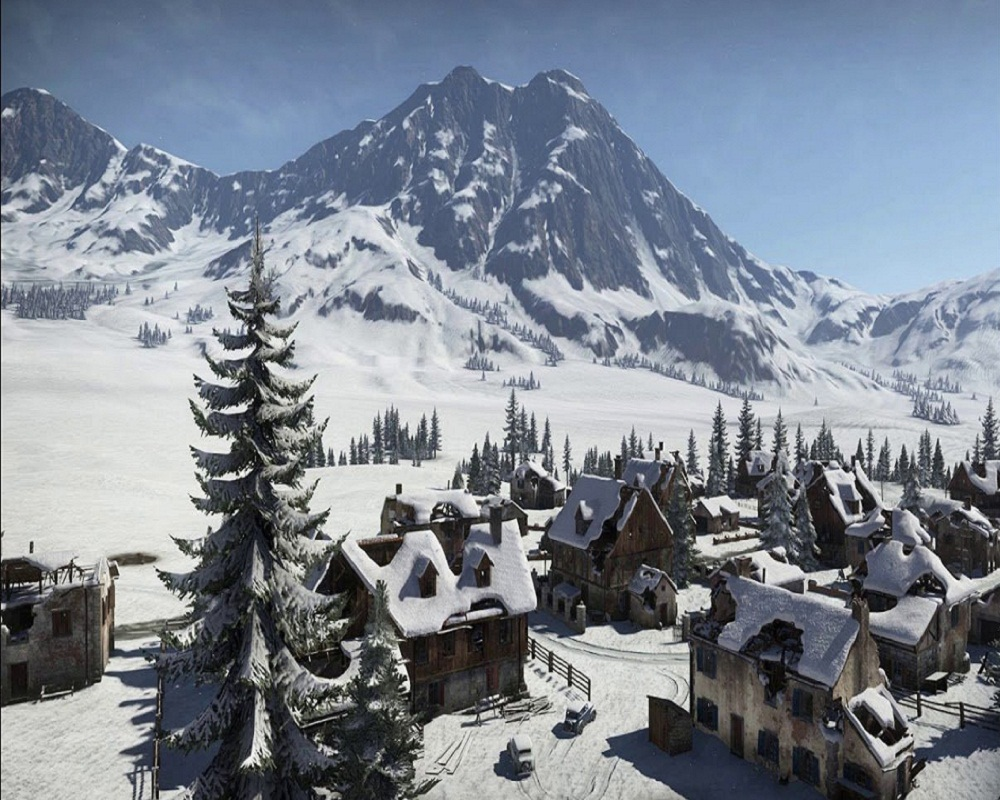 New PUBG Snow Map Will Be Called Dihor Otok Coming This