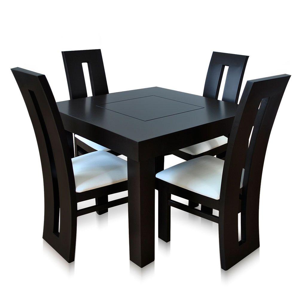 Comedor con 6 sillas Stilo  Mobydec Muebles  Venta de