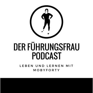 Das Schwarzweißlogo des Podcasts