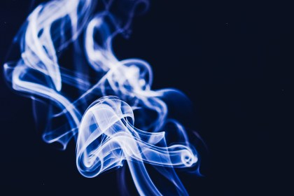 Weg mir dem Glimmstängel - Rauch