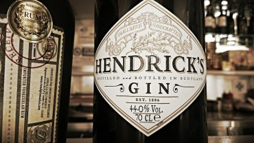 Beitragstitelbild mit Hendricks Gin