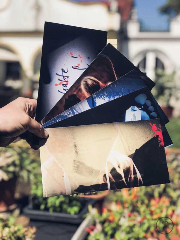 Postkartengeschichten zum Weltpostkartentag