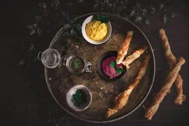 Aufstriche aus Französisch kochen