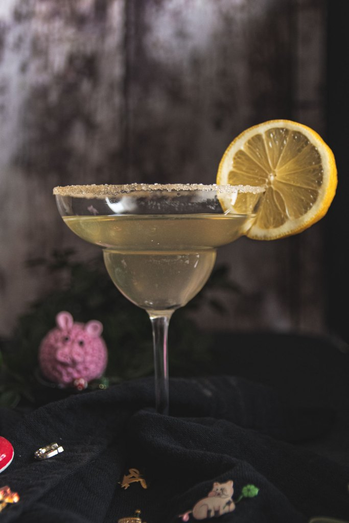 Silvester Cocktail French 75
