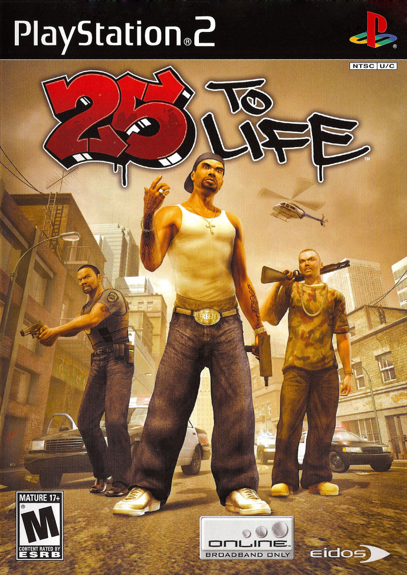 25 to Life 2006 PlayStation 2 review  MobyGames