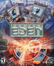 Project Eden Playstation 2 2001 - Mobygames