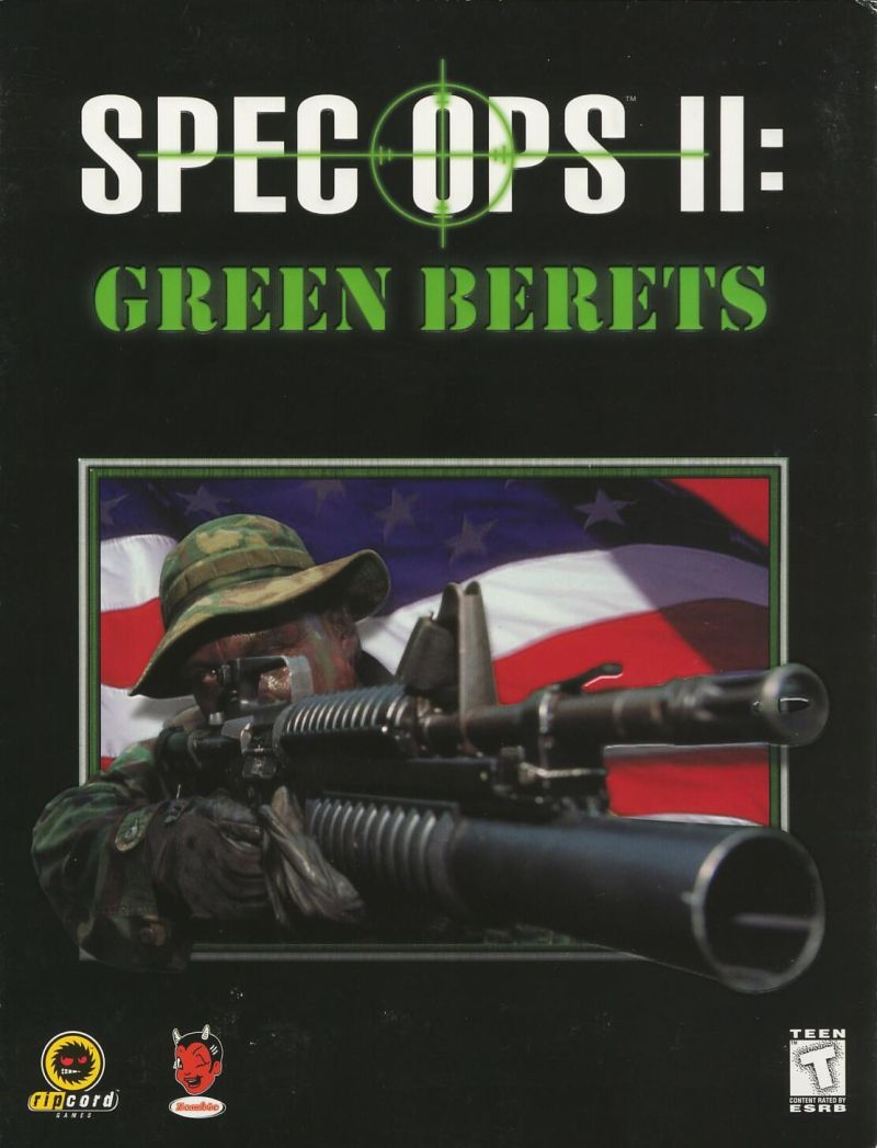 Spec Ops II Green Berets for Windows 1999  MobyGames