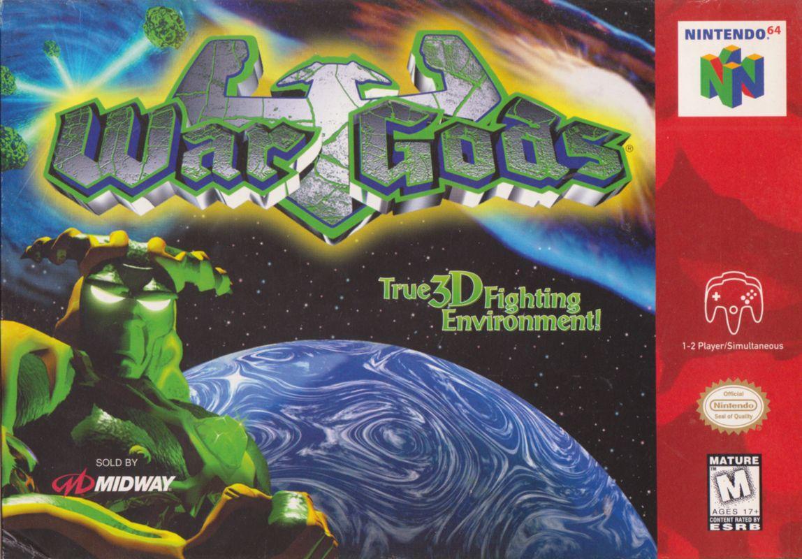 war gods 1997 nintendo