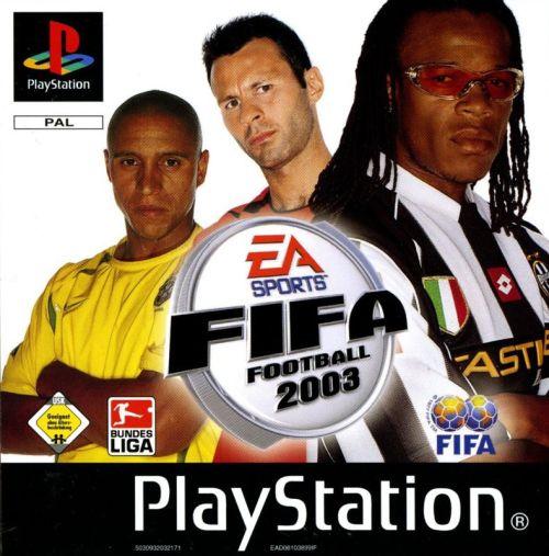 historia serii fifa FIFA 2003