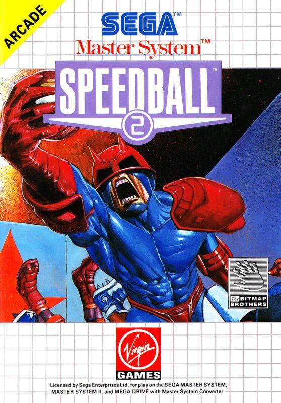 Speedball 2 Brutal Deluxe for SEGA Master System 1992